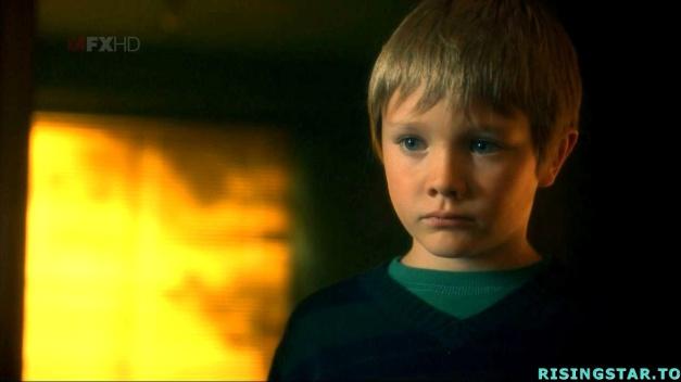 Dakota Goyo When He Was A Little Boy.