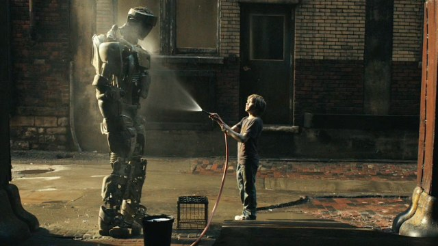 Image Result For Real Steel Actor